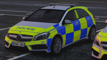 Mercedes-Benz Police (Pack)
