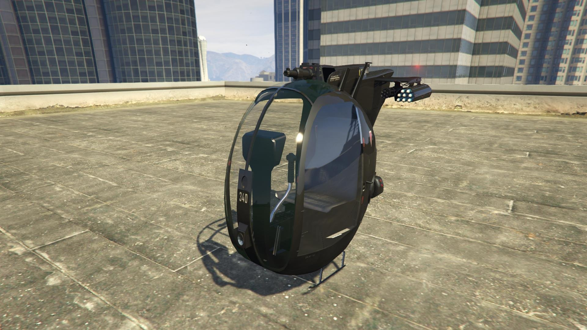 Warbird [Add-On / Replace] - GTA5
