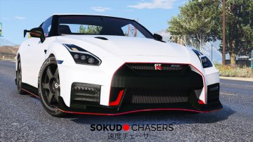 Nissan GTR Nismo 2017 [Add-On / Replace]