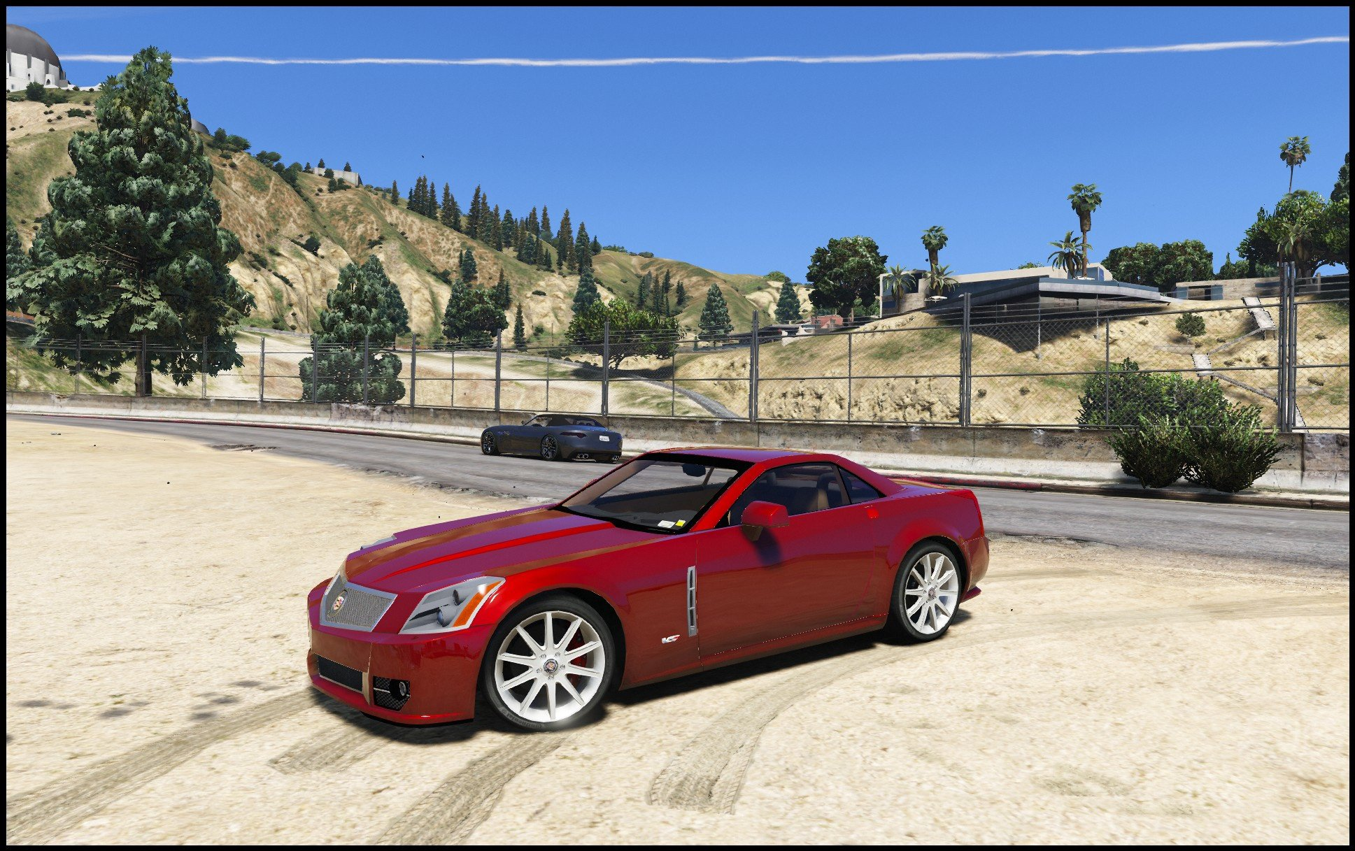 Cadillac XLR-V [Add-On / Replace] - GTA5
