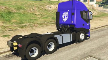 Iveco HI-WAY - GTA5