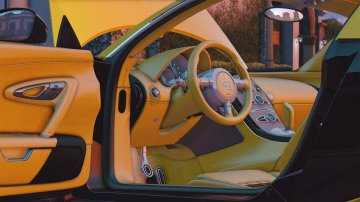 Bugatti Veyron 2009 [Add-On / Replace | Auto Spoiler | Animated] - GTA5