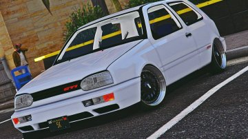 Volkswagen Golf MK3 GTi [Add-On] - GTA5