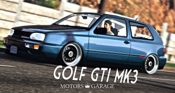 Volkswagen Golf MK3 GTi [Add-On]