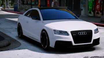 Audi RS5 2011 [Add-On / Replace]