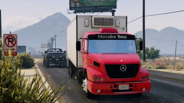 Mercedes-Benz Atron 2324 - GTA5