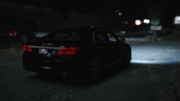 Toyota Avalon 2011 - GTA5