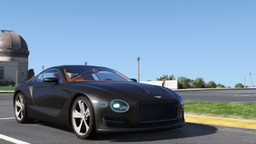 Bentley EXP 10 Speed 6 [Add-On / Replace]