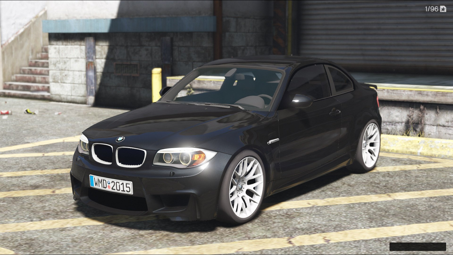 bmw m1 coupe replace hq vehicules pour gta v sur gta modding. Black Bedroom Furniture Sets. Home Design Ideas