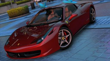 Ferrari 458 Spider 2013 [Add-On / Replace | Tuning | Livery] - GTA5