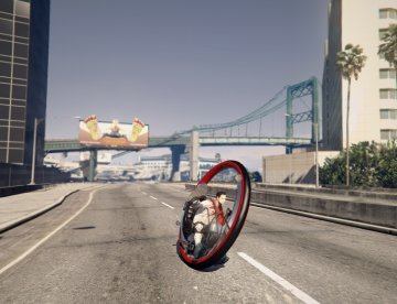 Monowheel [Add-On / Replace] - GTA5