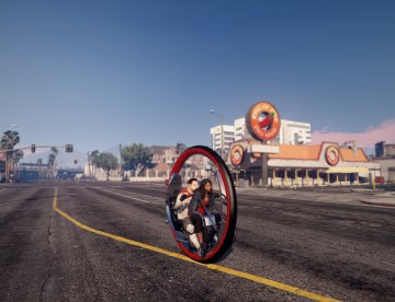 Monowheel [Add-On / Replace]