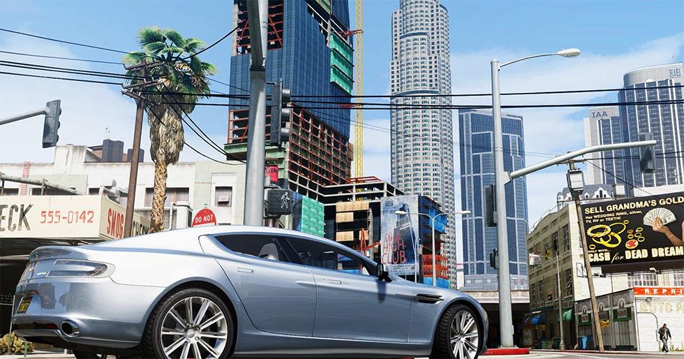 Top 10 des meilleurs véhicules pour GTA5 - #7