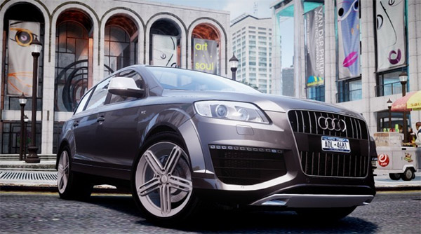 Audi Q7 V12 TDI Quattro par [ITC]RR_LXD