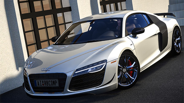 Audi R8 Competition 2015 par AIGE