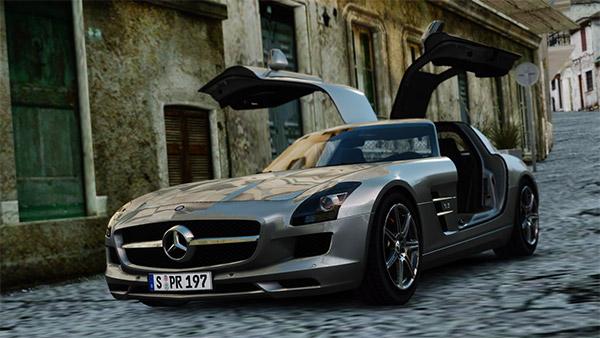 Mercedes-Benz SLS AMG par [GOC]peng00820